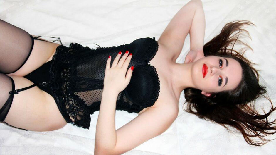Quel intérêt de porter de la lingerie fine en dentelle noire?